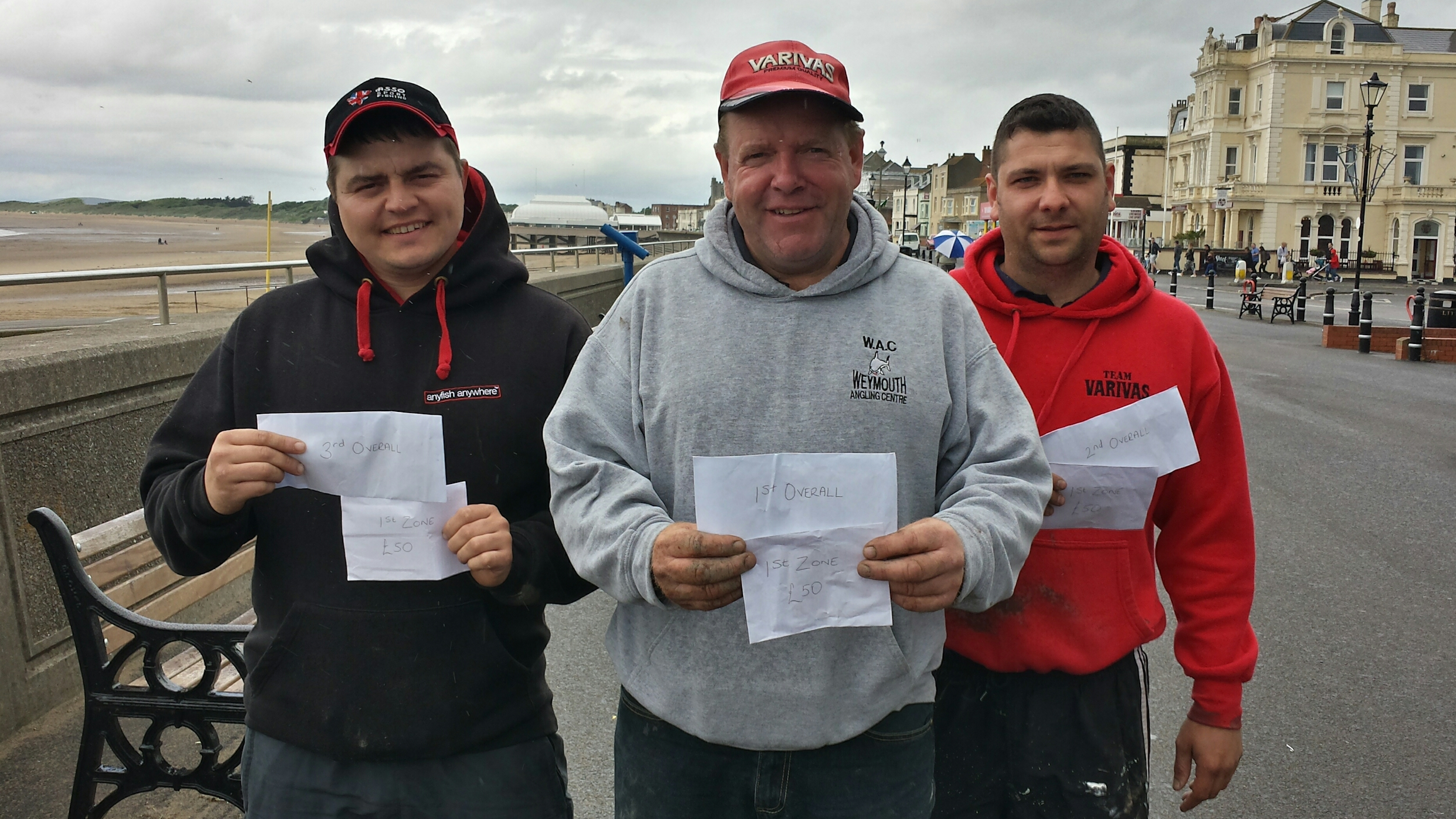 Channel Anglers, Burnham League, James T Madsen,